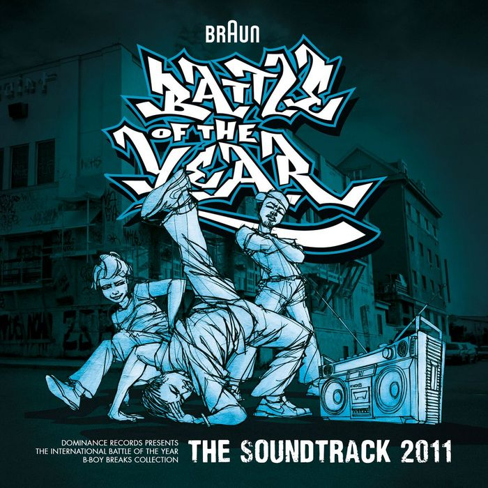 BOTY 2011 - The Soundtrack