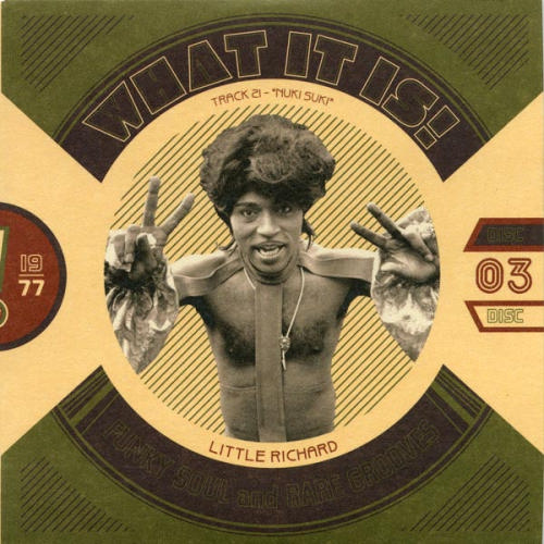 What It Is! Funky Soul and Rare Grooves [Box set] Disc 3